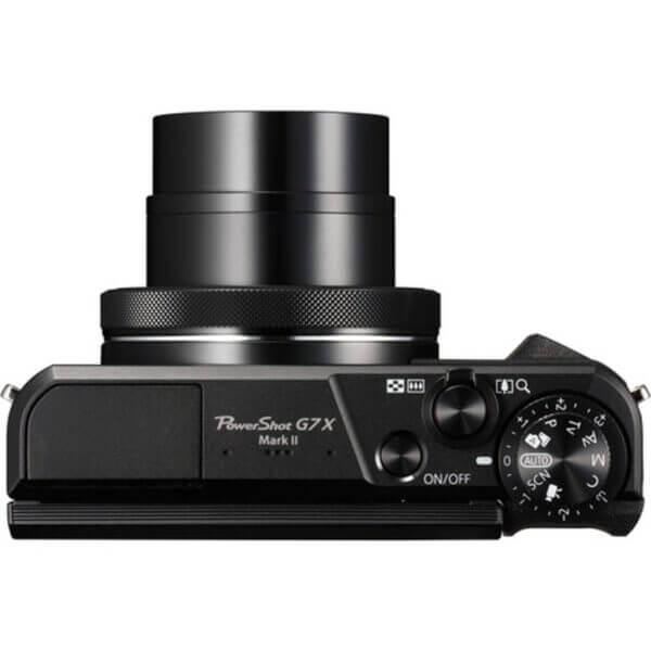Canon Powershot G7X Mark II 12