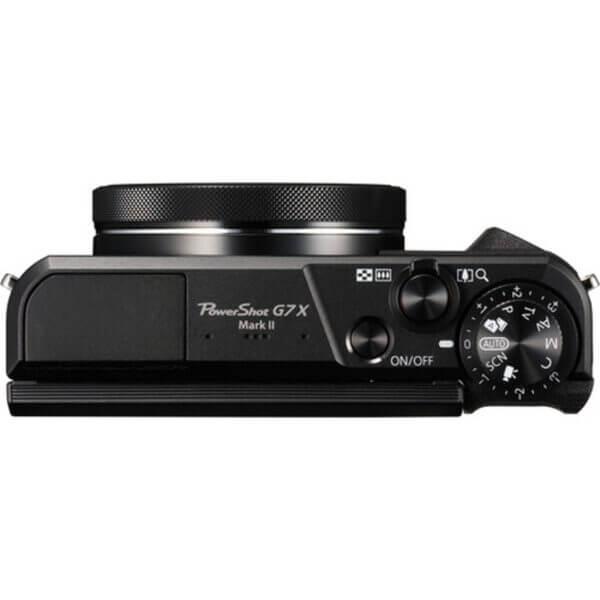 Canon Powershot G7X Mark II 13