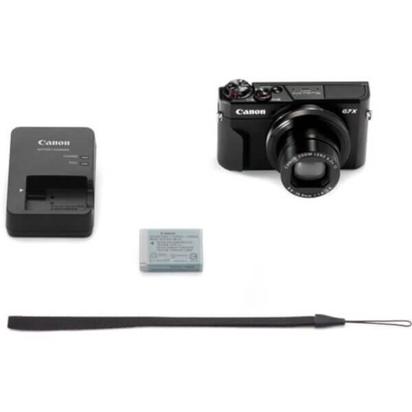 Canon Powershot G7X Mark II 15