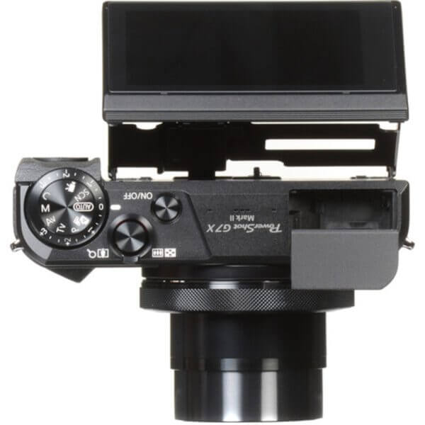 Canon Powershot G7X Mark II 20