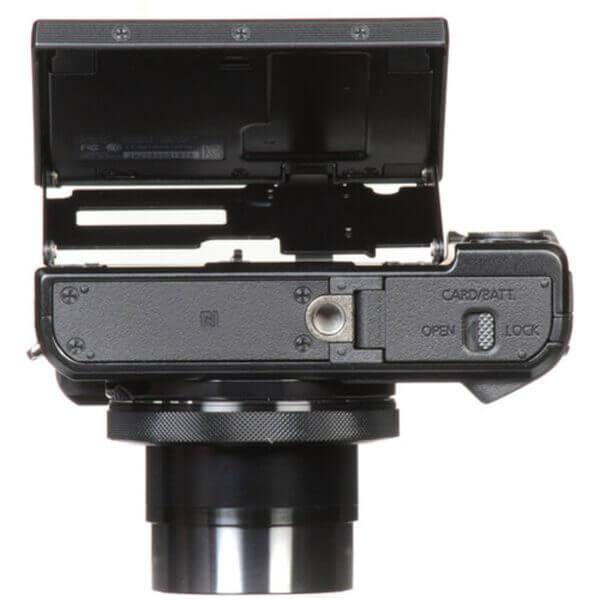 Canon Powershot G7X Mark II 21