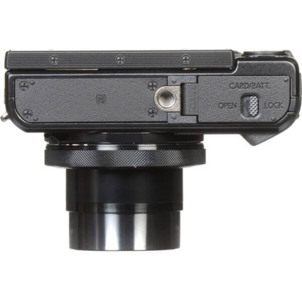Canon Powershot G7X Mark II 22