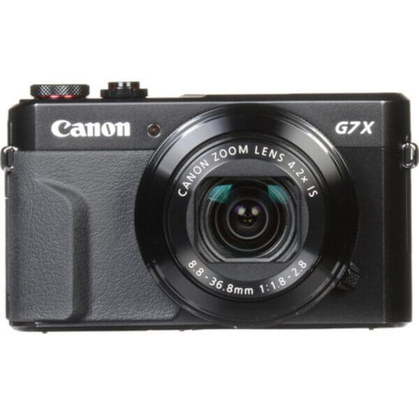 Canon Powershot G7X Mark II 24