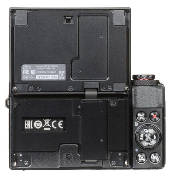 Canon Powershot G7X Mark II 28