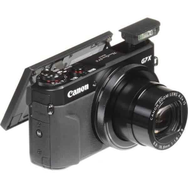 Canon Powershot G7X Mark II 29