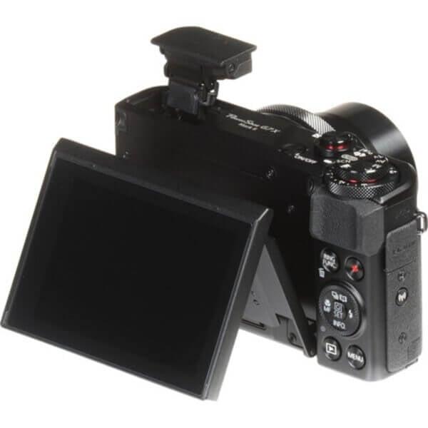 Canon Powershot G7X Mark II 30