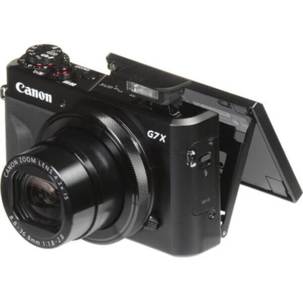 Canon Powershot G7X Mark II 32