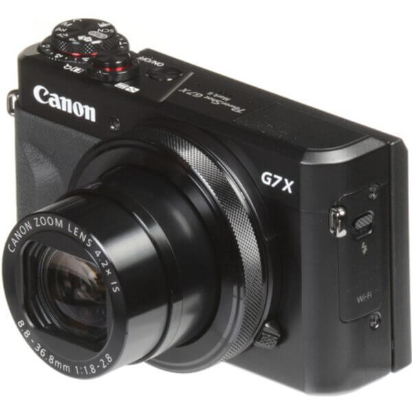 Canon Powershot G7X Mark II 33