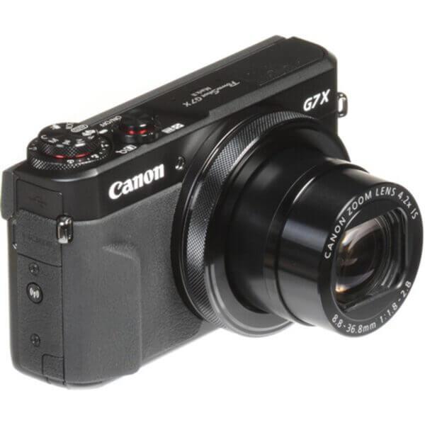 Canon Powershot G7X Mark II 34