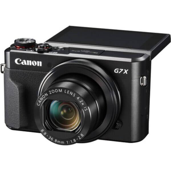 Canon Powershot G7X Mark II 4
