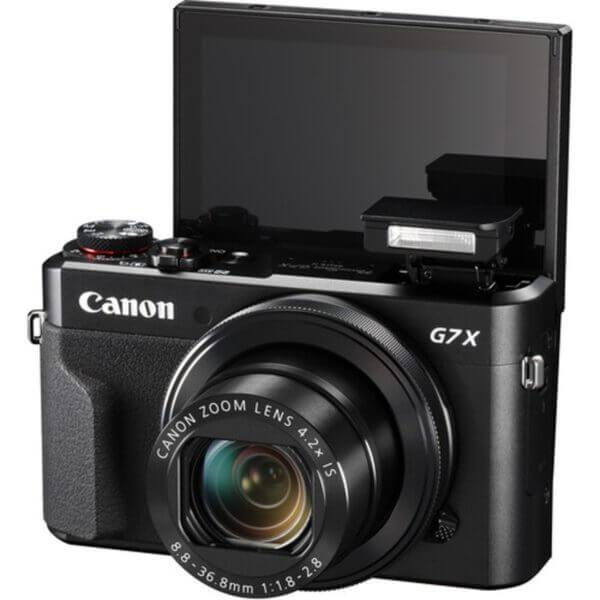 Canon Powershot G7X Mark II 5