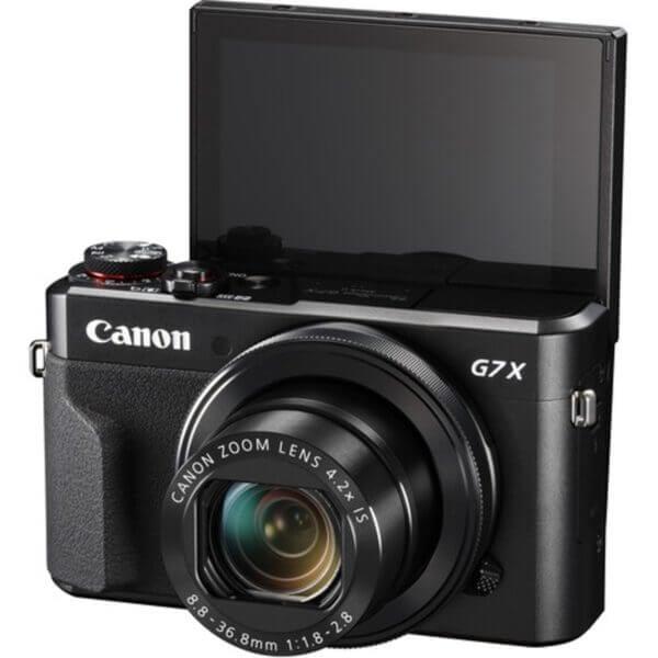 Canon Powershot G7X Mark II 6