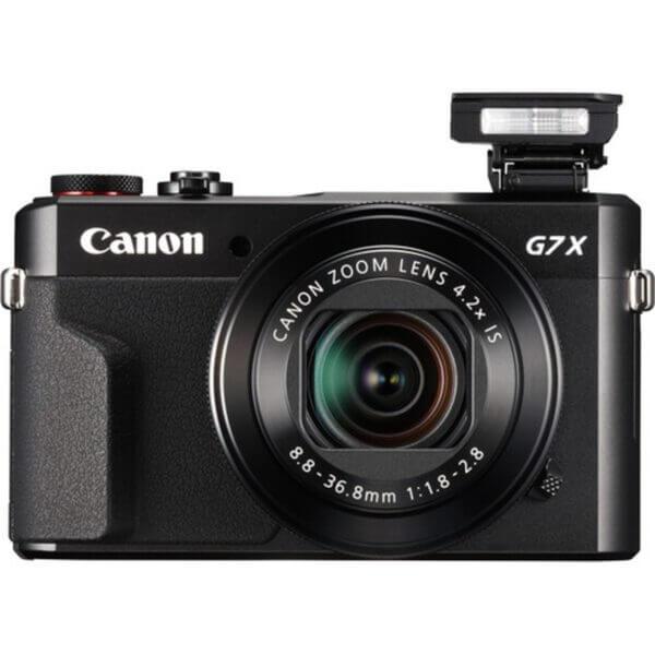 Canon Powershot G7X Mark II 8