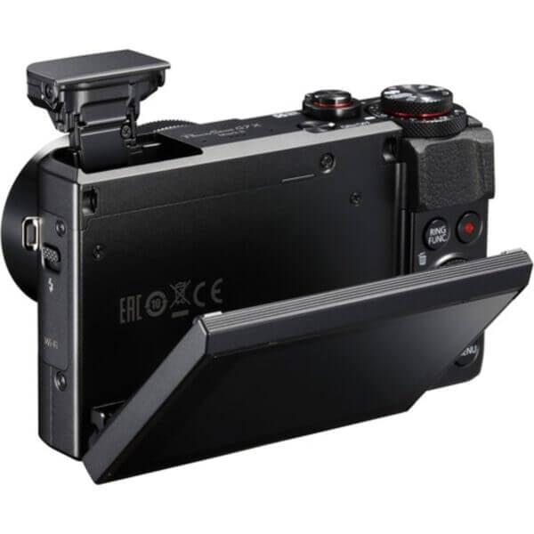 Canon Powershot G7X Mark II 9