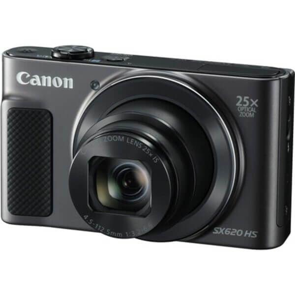 Canon Powershot SX620HS Black 1