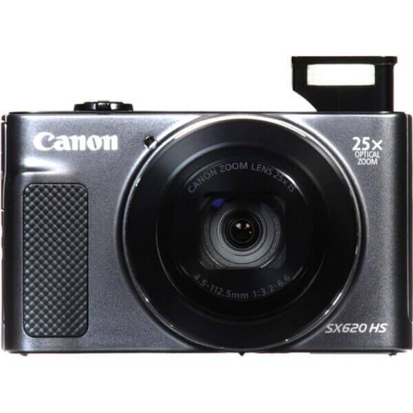 Canon Powershot SX620HS Black 10