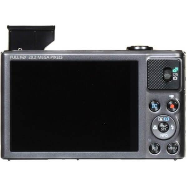 Canon Powershot SX620HS Black 12