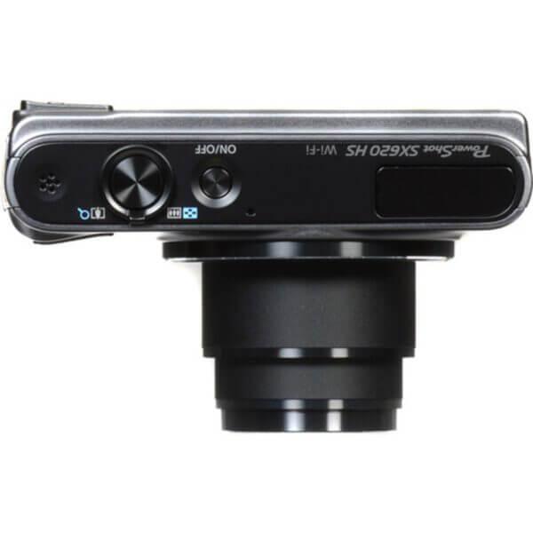 Canon Powershot SX620HS Black 14