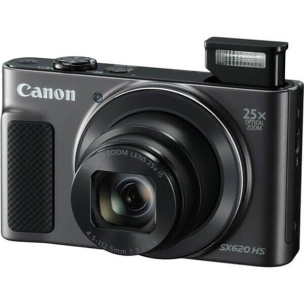 Canon Powershot SX620HS Black 2