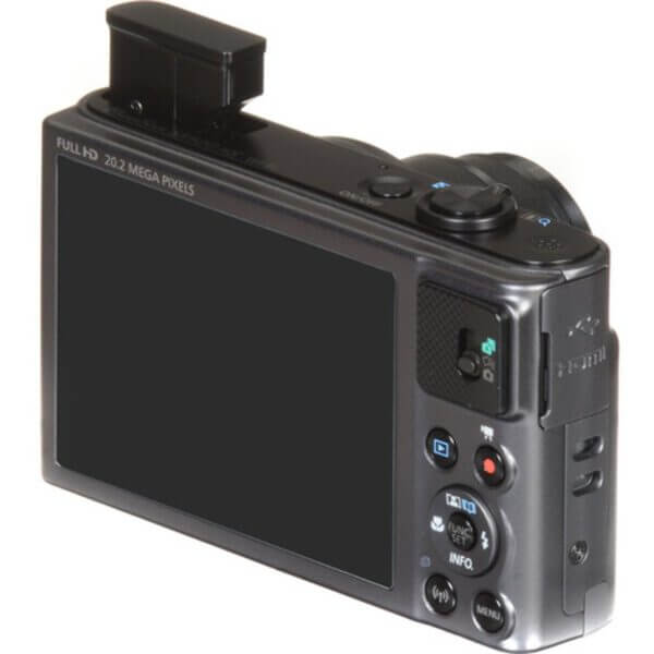 Canon Powershot SX620HS Black 21