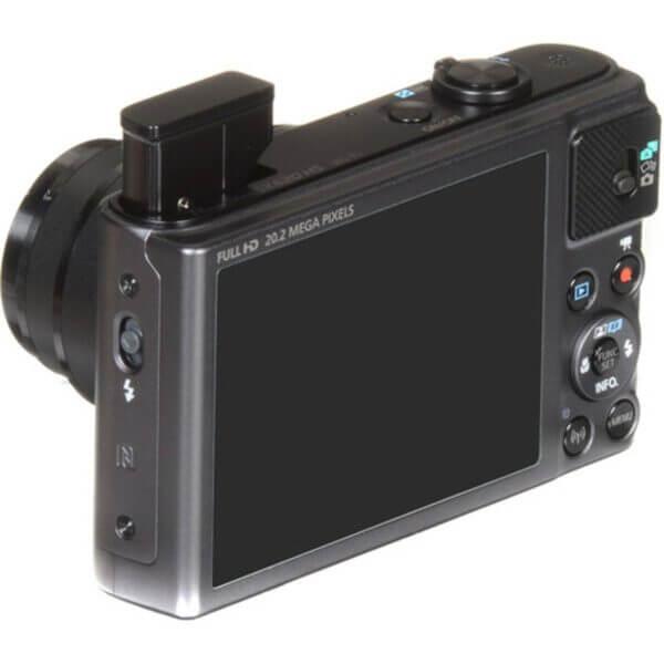 Canon Powershot SX620HS Black 22