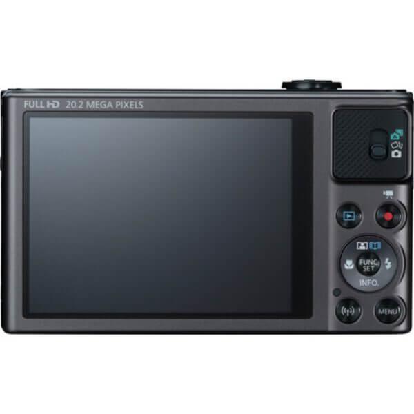 Canon Powershot SX620HS Black 5
