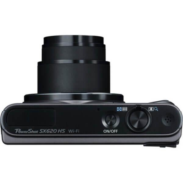 Canon Powershot SX620HS Black 6