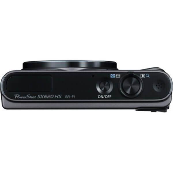Canon Powershot SX620HS Black 7