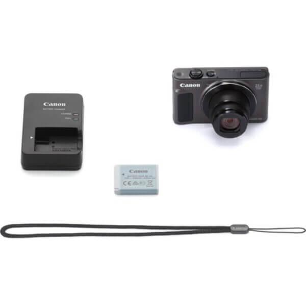 Canon Powershot SX620HS Black 9