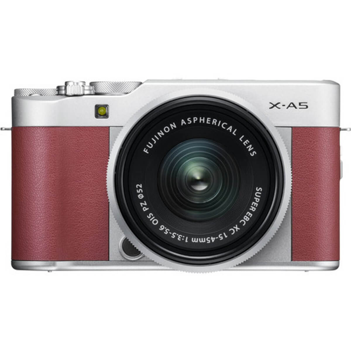 Fujifilm X-A5 Pink + 15-45mm OIS PZ 3
