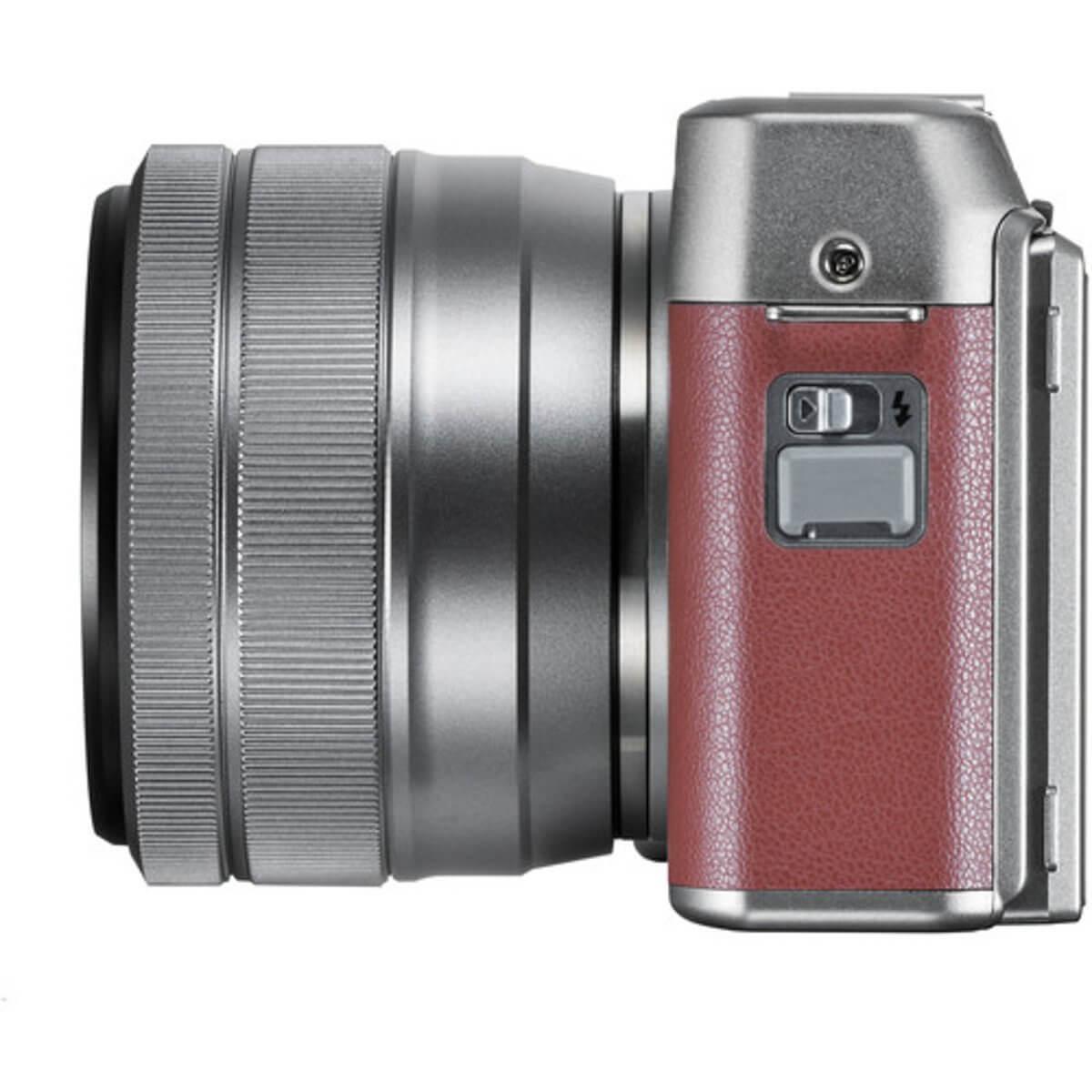 Fujifilm X-A5 Pink + 15-45mm OIS PZ 5