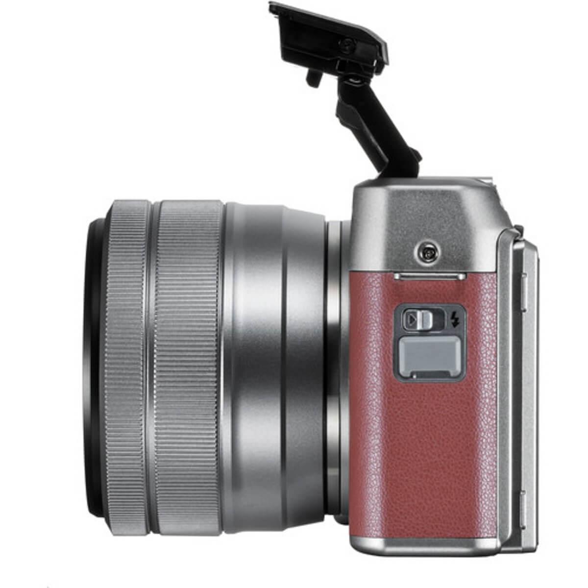 Fujifilm X-A5 Pink + 15-45mm OIS PZ 6
