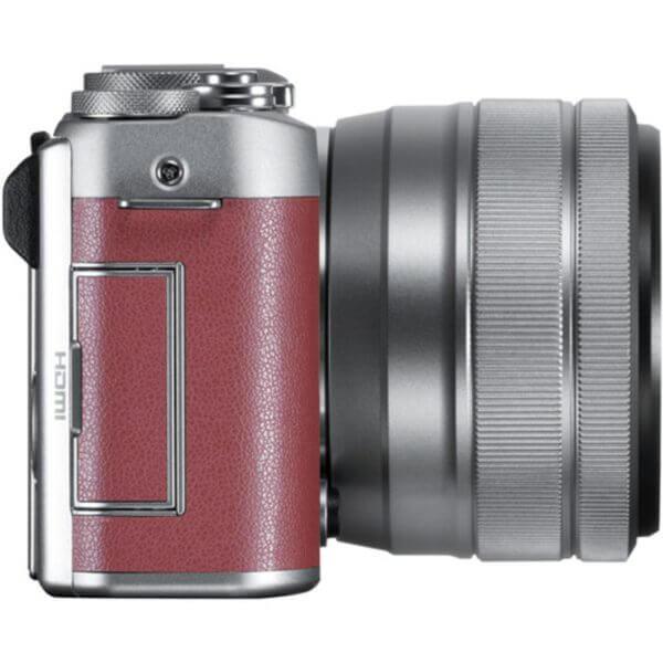 Fujifilm X-A5 Pink + 15-45mm OIS PZ 7