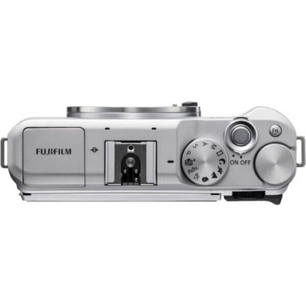 Fujifilm X-A5 Sliver + 15-45mm OIS PZ 11