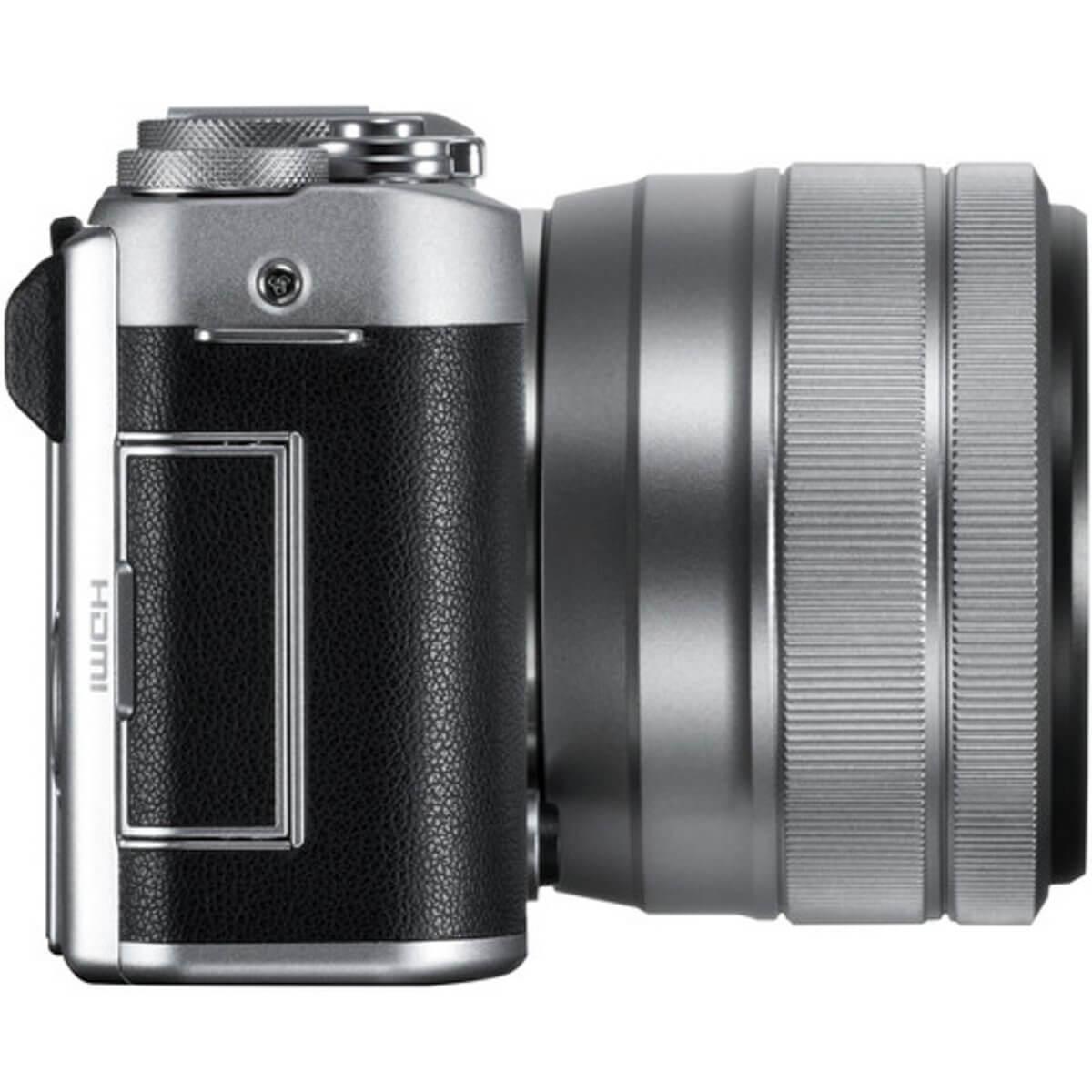 Fujifilm X-A5 Sliver + 15-45mm OIS PZ 7