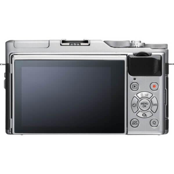 Fujifilm X-A5 Sliver + 15-45mm OIS PZ 9