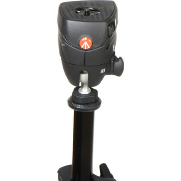 Manfrotto Compact Action Tripod with Joy Stick Head Black 5