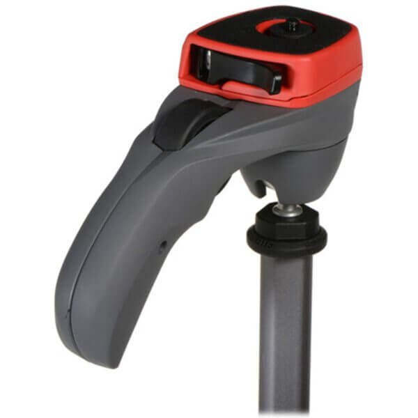 Manfrotto Compact Action Tripod with Joy Stick Head Red 4