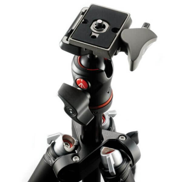 Manfrotto (MKBFRA4-BH) Befree Aluminium Tripod+Ball Head Black 11