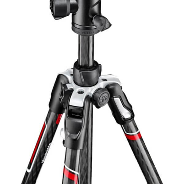 Manfrotto (MKBFRTC4-BH) Befree Advance Carbon Fibre Twist Kit with Ball Head 6