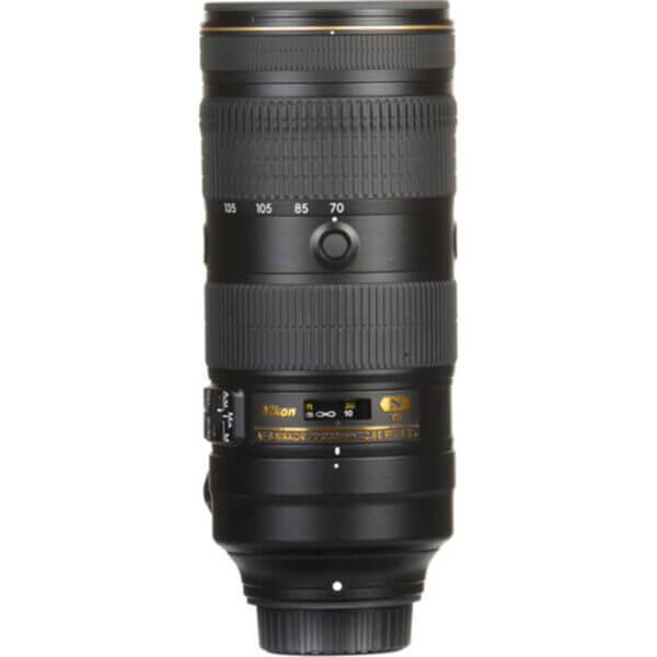 Nikon Lens AF-S 70-200mm f2.8E FL ED VR 6
