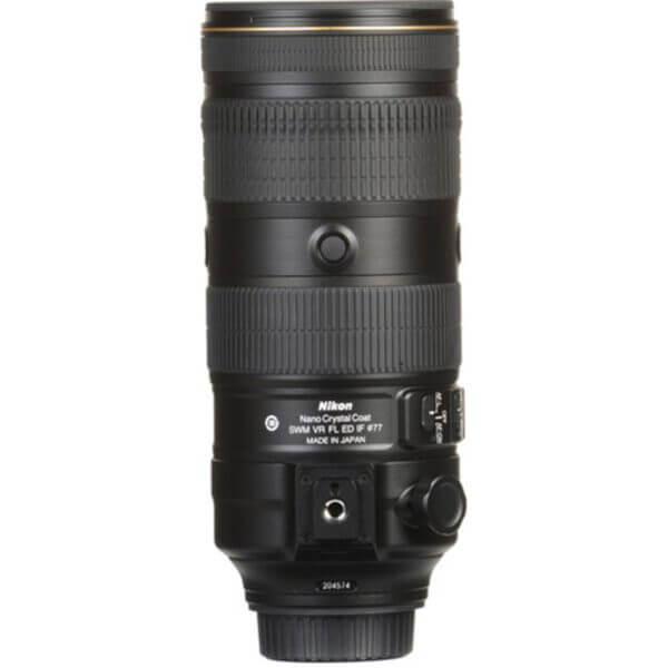 Nikon Lens AF-S 70-200mm f2.8E FL ED VR 8
