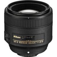Nikon Lens AF-S 85mm F1.8G 1