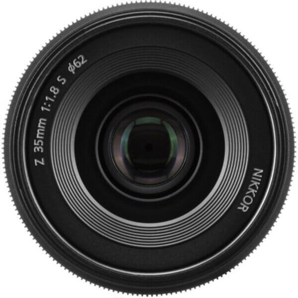 Nikon Lens Z Series 35mm F1.8S 9
