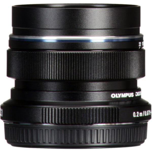 Olympus M.Zuiko 12mm f2 Digital ED Black 4