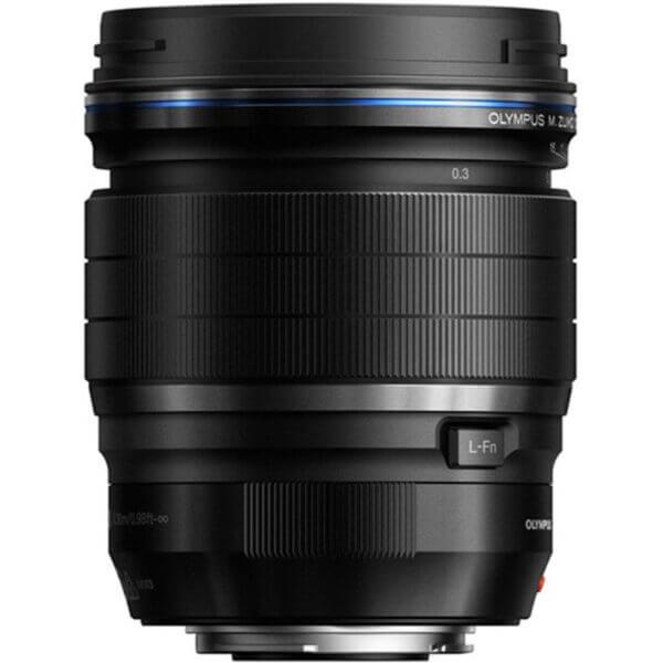 Olympus M.Zuiko 25mm F1.2 PRO Black 2