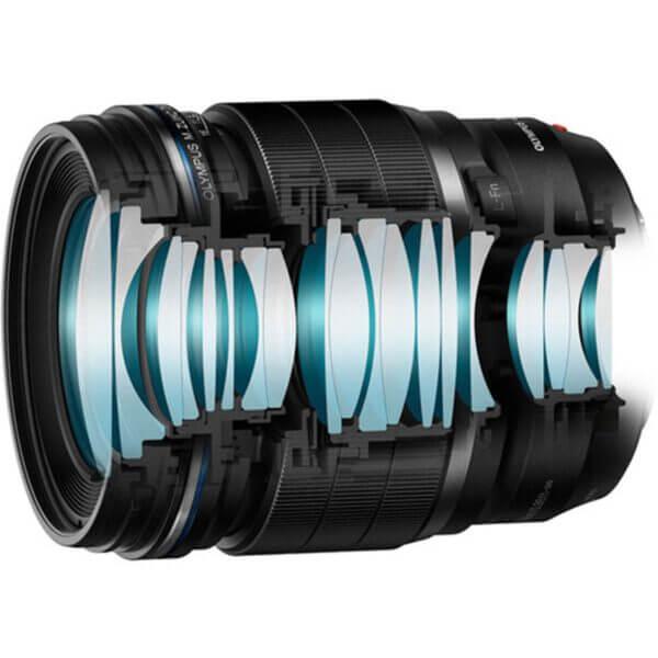Olympus M.Zuiko 25mm F1.2 PRO Black 3