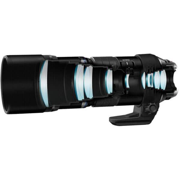 Olympus M.Zuiko 300mm f4 6