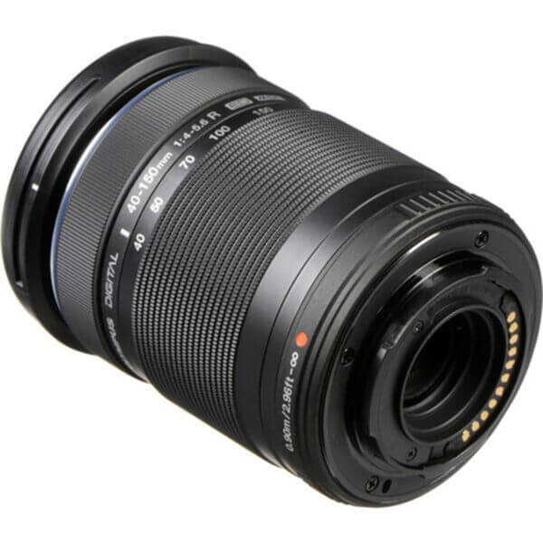 Olympus M.Zuiko 40-150mm F4.0-5.6 Black 4