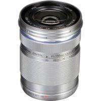 Olympus M.Zuiko 40-150mm F4.0-5.6 Silver 1